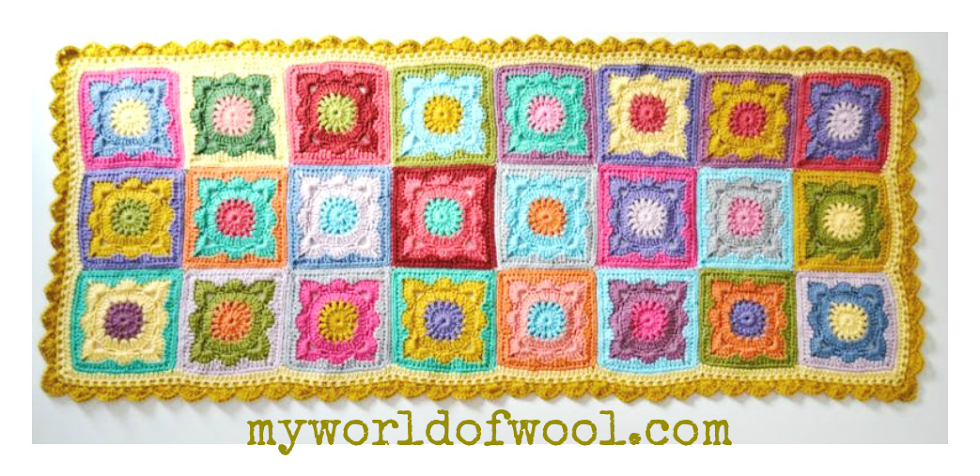 my world of wool