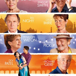 Poster The Second Best Exotic Marigold Hotel 2015