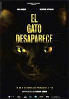 El gato desaparece (2011).