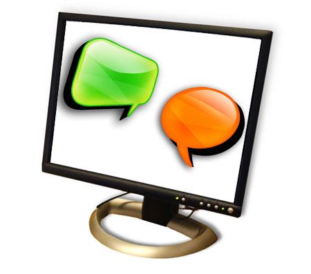 Quali chat frequentate su internet? le più tecnologiche o le più semplici?