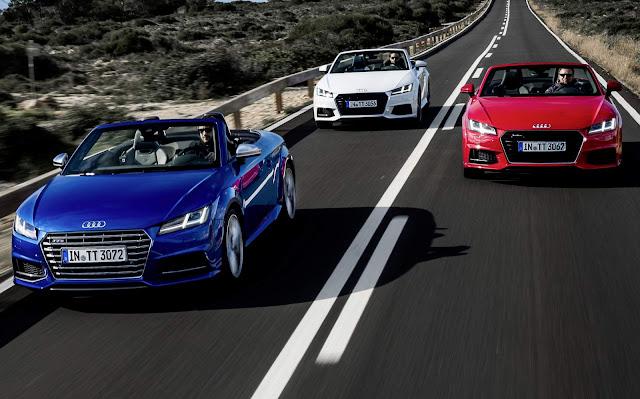 Audi - relatório de vendas mensais