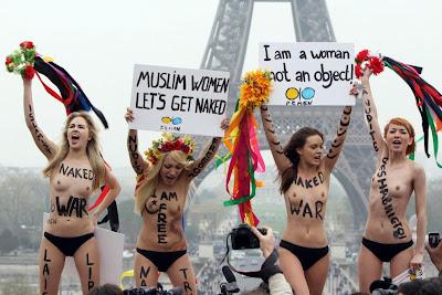 Femen. του Πιτσιρίκου