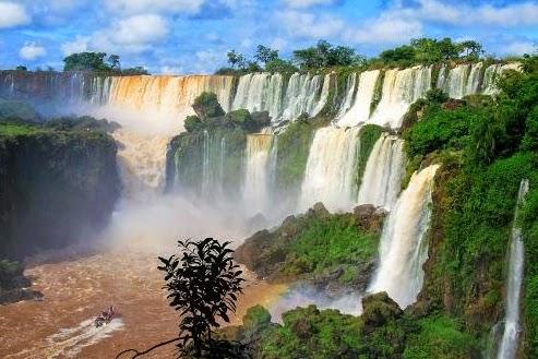 Iguazu National Park, Argentina and Brazil