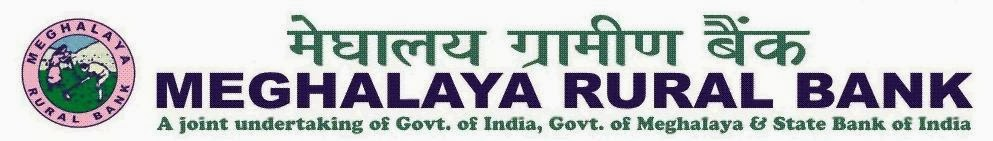 Meghalaya Rural Bank Recruitment 2014