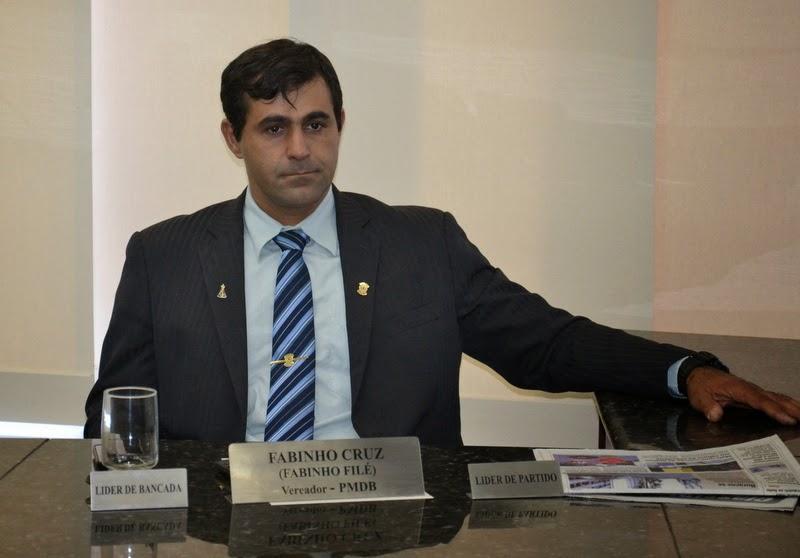 Vereador de Teresópolis-  Fabinho Filé