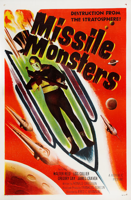 Where Danger Lives: 50 GREATEST CLASSIC SCI-FI POSTER COUNTDOWN ...