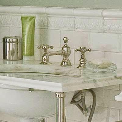 Gtp tarragona lavamanos estilo vintage for Griferia bano vintage