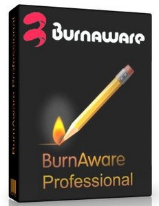 BurnAware 4.9 Professional