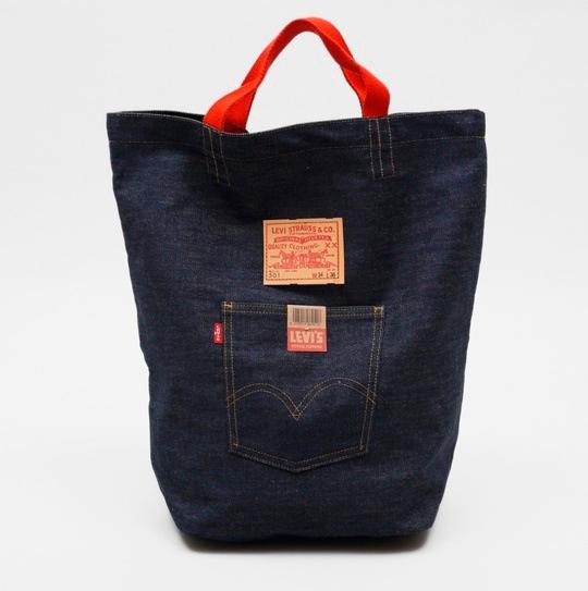 Jeans diy bag