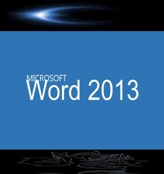 Aplikasi word 2013