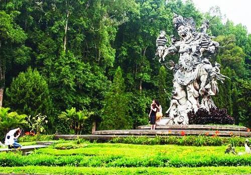 Kebun Raya Eka Karya Bedugul Salah Satu Objek Wisata Alam di Bali