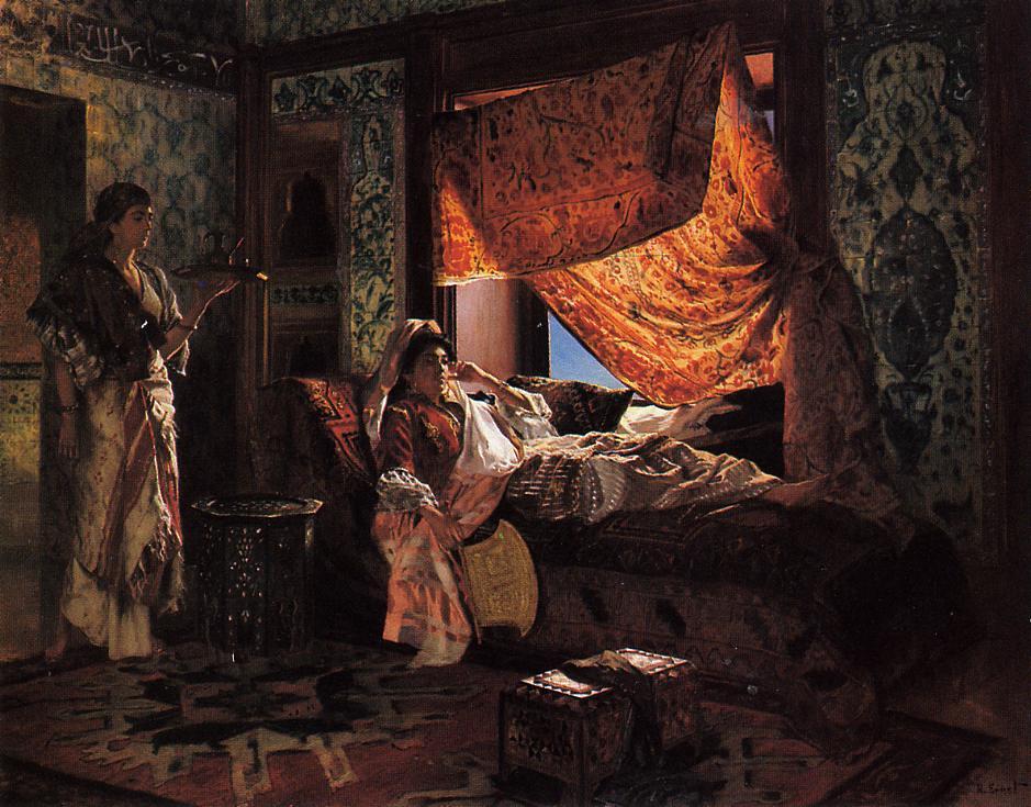 Rudolf Ernst moorish