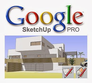 Download Google SketchUp Pro 8 Full + Crack
