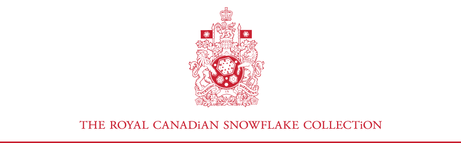 Royal Canadian Snowflake Collection
