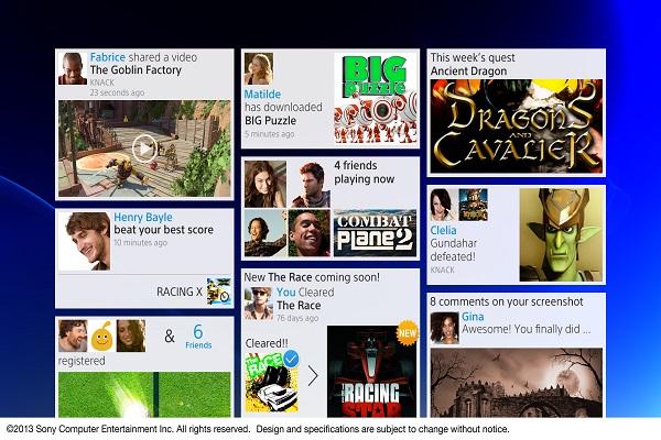 novidades Playstation 4