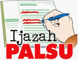 Universitas Sumatera dan UGMM Edarkan Ijazah Palsu