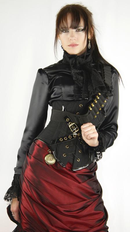 braxton and yancey: MODERN STEAMPUNK  Modern Victorian Gothic Clothing