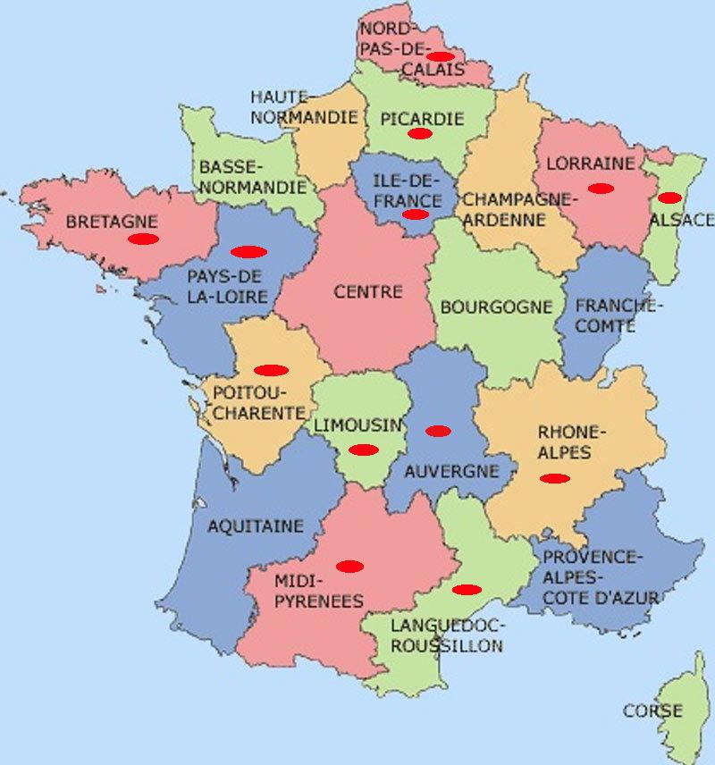 BLOG DE LA CLASSE DE FRANÇAIS: CONNAISSEZ-VOUS LA FRANCE ...
