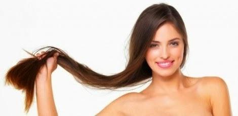 cara alami memanjangkan rambut