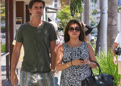 Kourtney Kardashian & Scott Disick Welcome Baby Penelope! » Gossip | Kourtney Kardashian