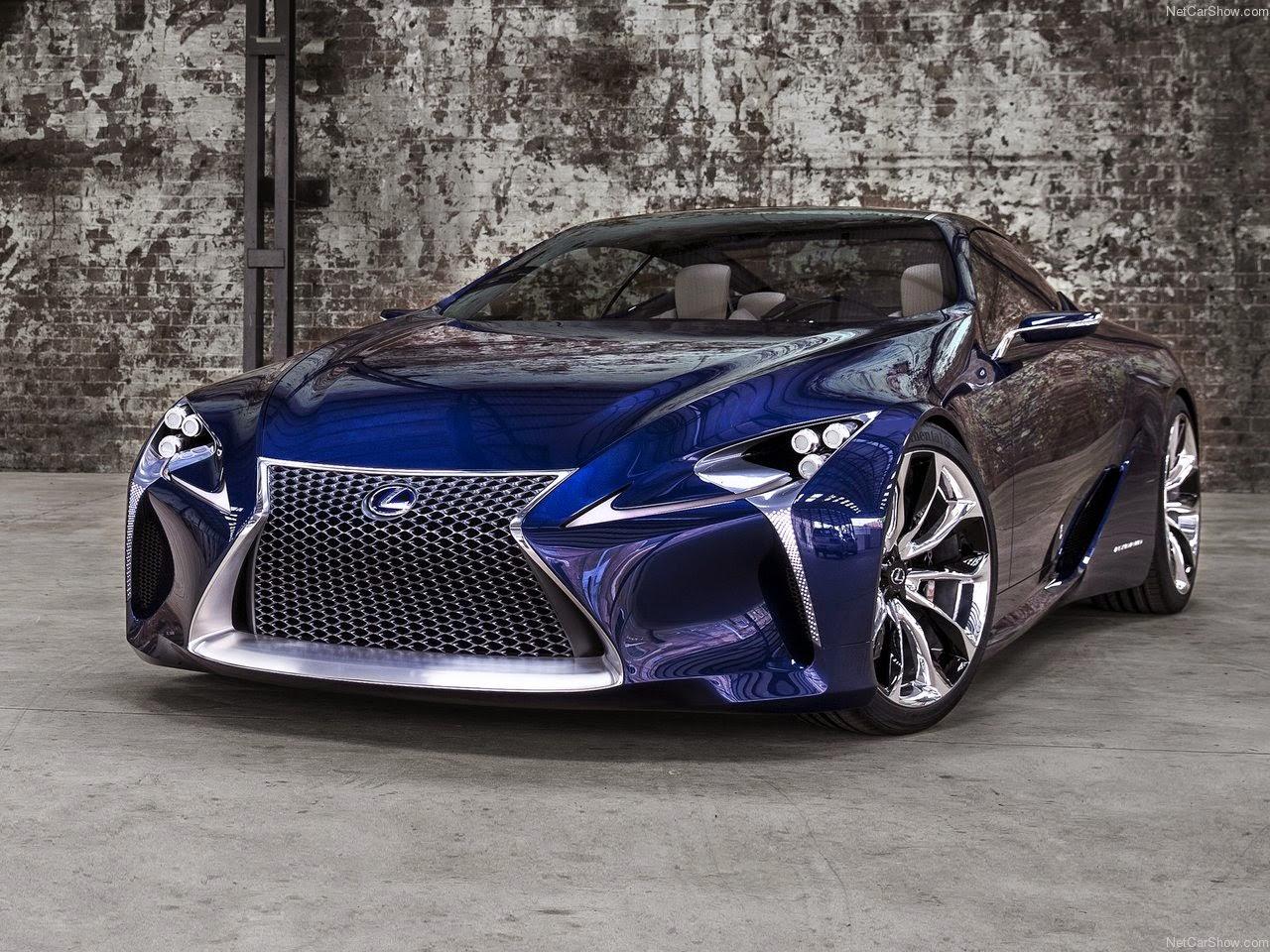 Lexus lf gh concept 2011 exterior detail 49 of 49 1600x1200 - 2011 Lexus Lf Lc Blue Concept