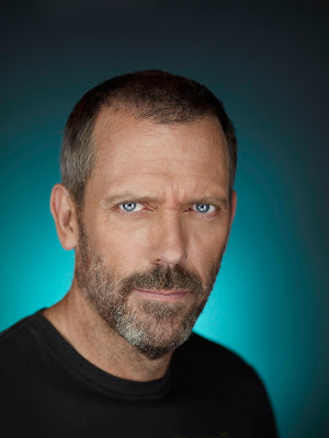 Hugh Laurie with Short Hair HD Wallpaper