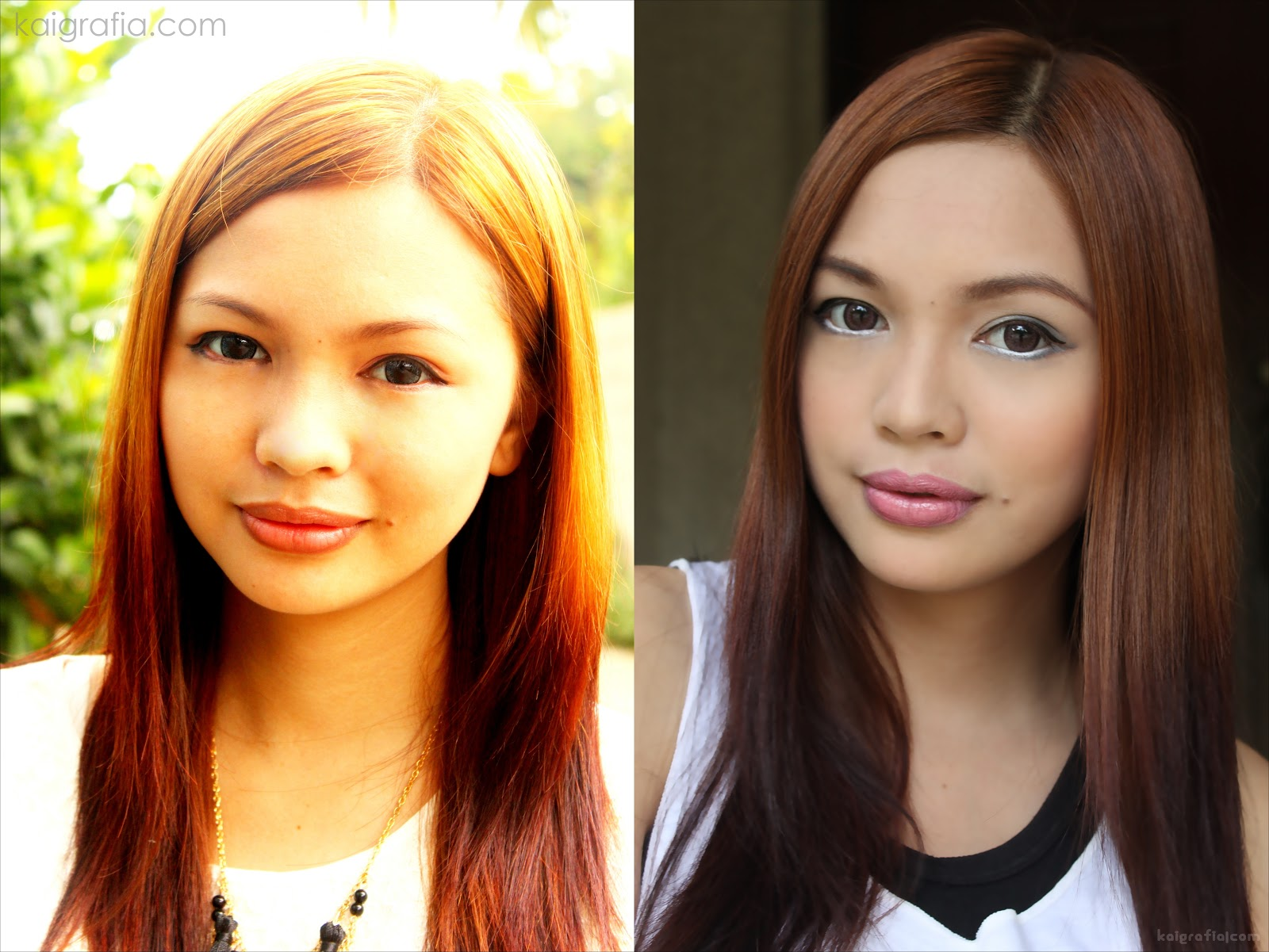 Cassis Berry Hair Color