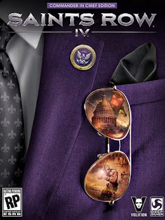 PC Game Saints Row IV Commander In Chief Edition