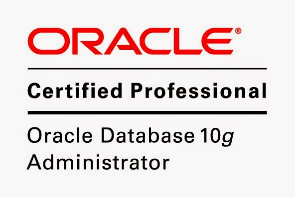 Oracle Certified Professional 10g