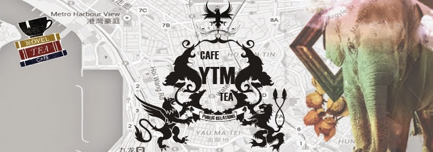 SPD4459 YTM District Cafe ▪ Tea  LIFE