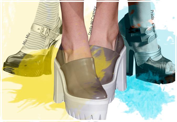Zapato chunky