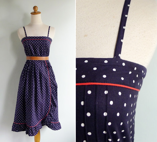 vintage 80's jive black pin up dress