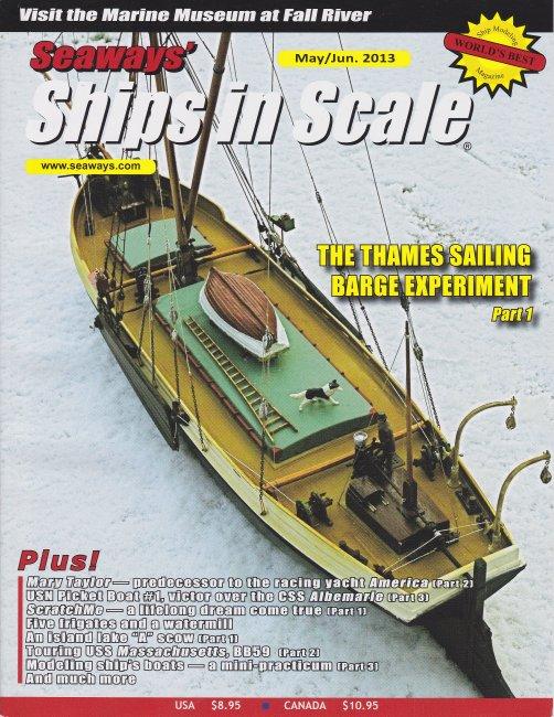 Model Boat Building World 39 S Best Ship Modeling Magazine