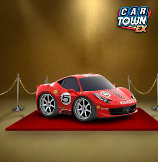 Ferrari 458 Italia 2009 Challenge