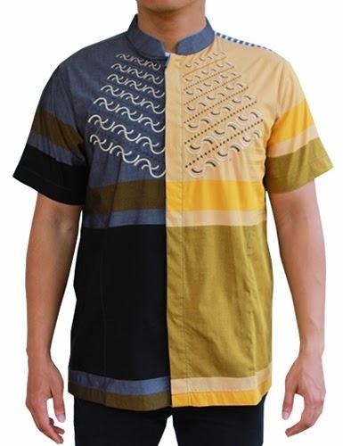 Baju koko modis untuk pria