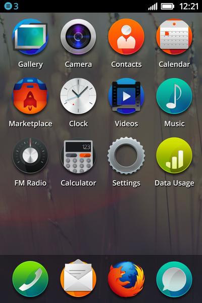 Lg Fx0 - Primeiro Smartphone com Firefox OS e Transparente?