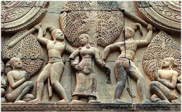 apsara-tillotama-banteay-srei-cambodge