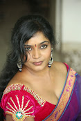 Jayavani hot photos in saree-thumbnail-3