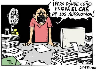 Cómo PP y PSOE arruinan a PYMES y autónomos.