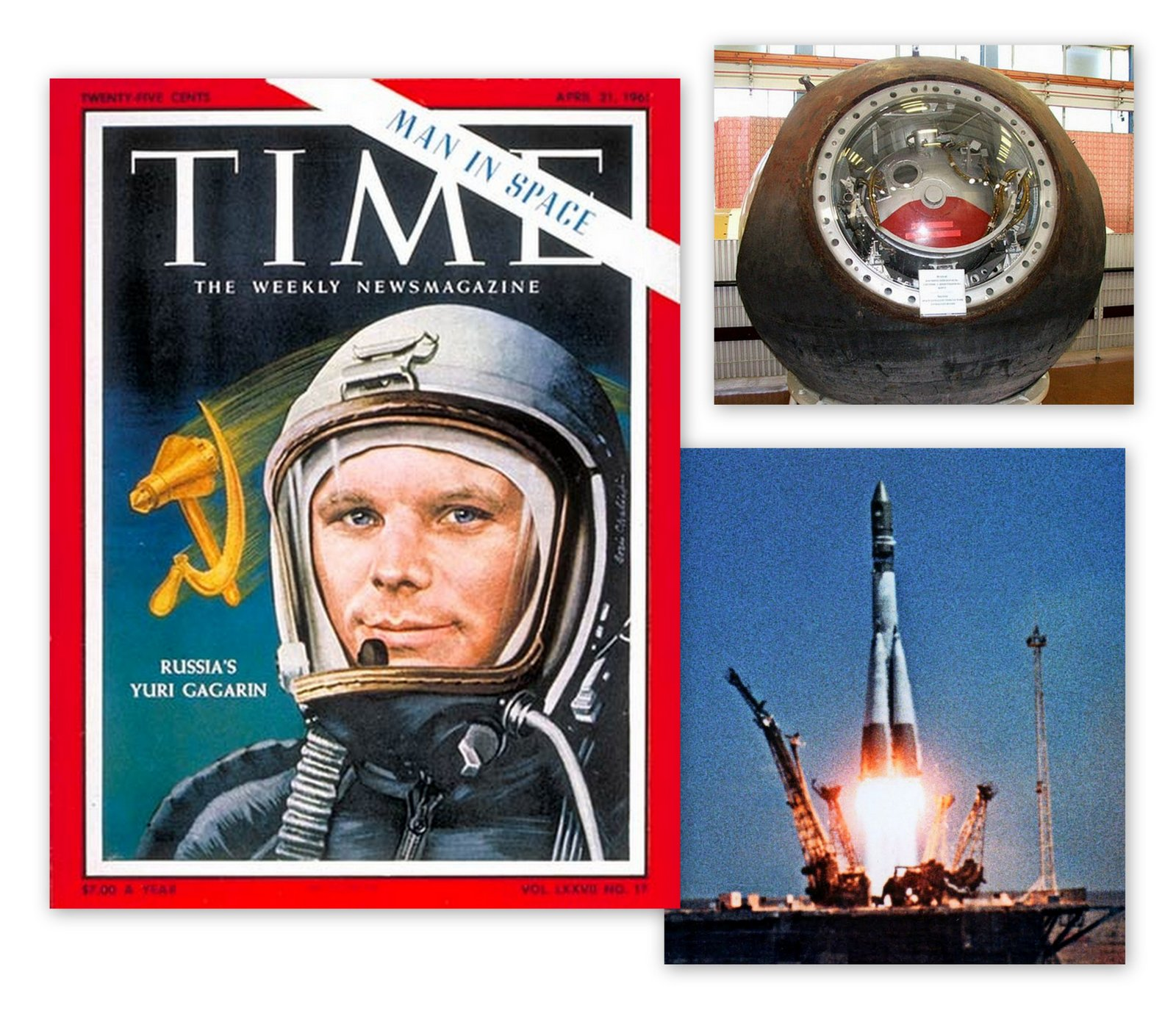 yuri alekseyevich gagarin launch - photo #15