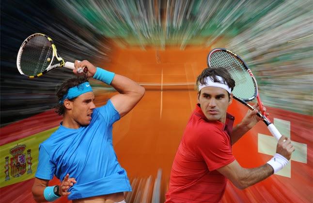 Efsane Tenis Oyuncuları Karşılaşıyor