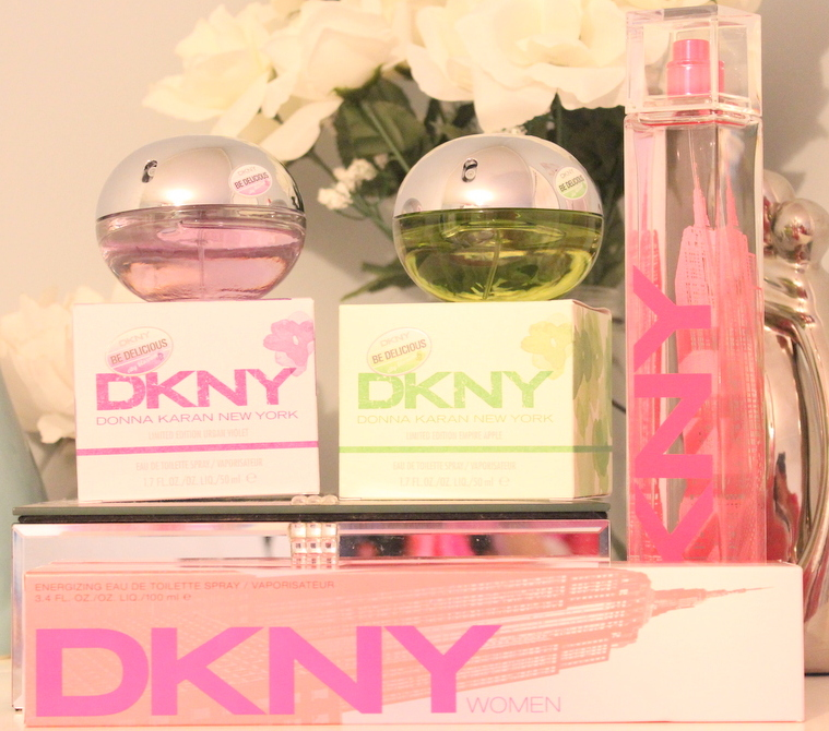 DKNY CITY BLOSSOM REVIEW