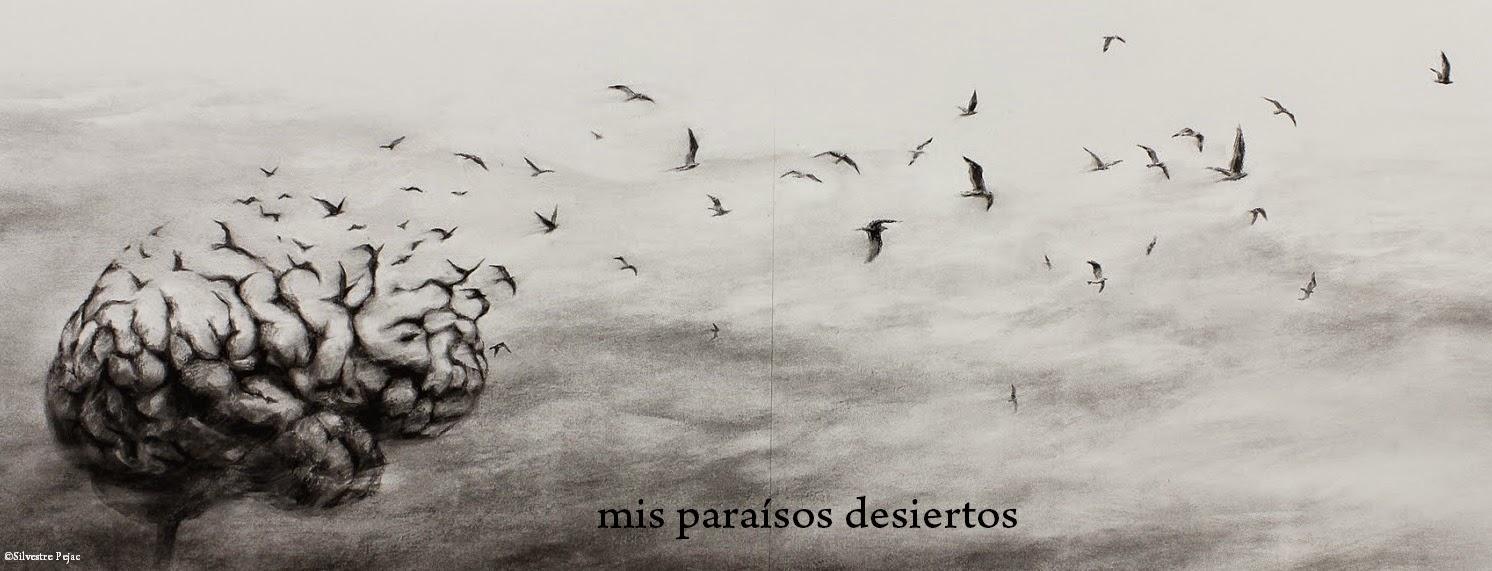 mis paraísos desiertos