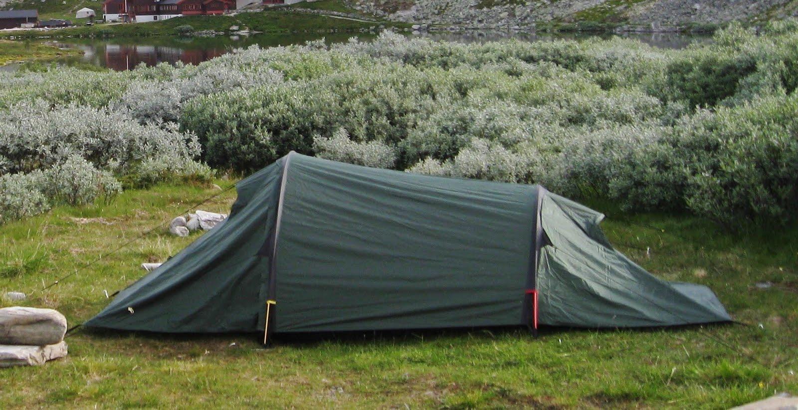 4208a671 Intersport og G-sport har et knallsalg på Bergans Trillemarka 2 telt i  disse dager. For kun kr. 999,- får du et helt greit telt, beregnet for 2  personer.