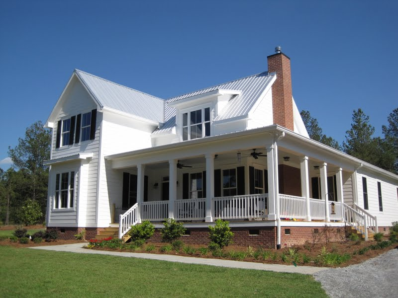 That new house the southernness of shutters for Eric moser farmhouse plans