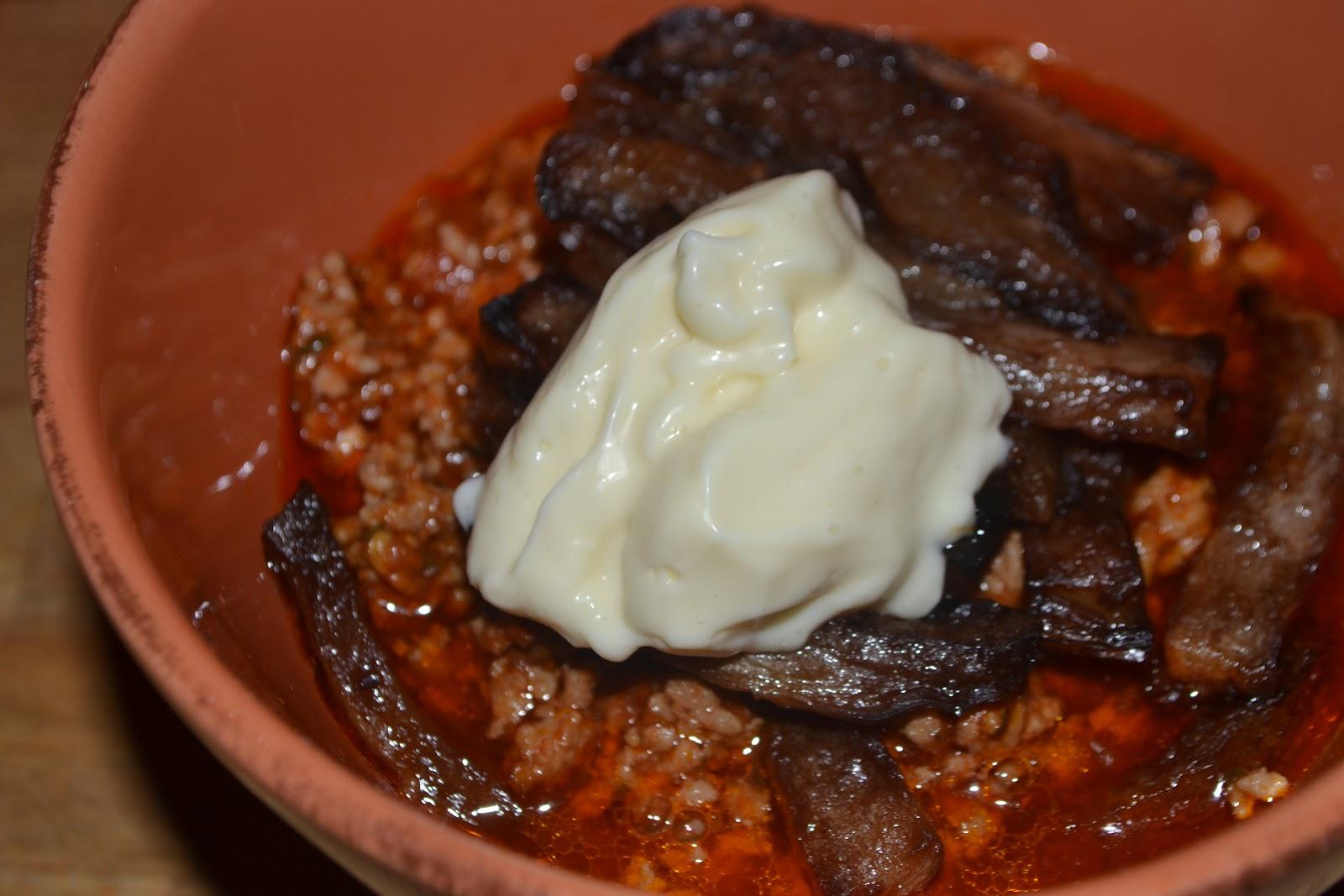 Пошаговый фото рецепт говядина с подливкой