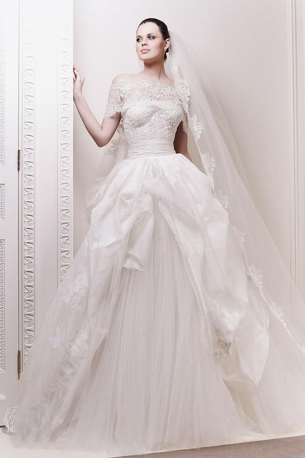 Honey buy zuhair murad wedding dresses for Zuhair murad used wedding dress