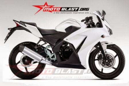 Honda CBR150 lokal