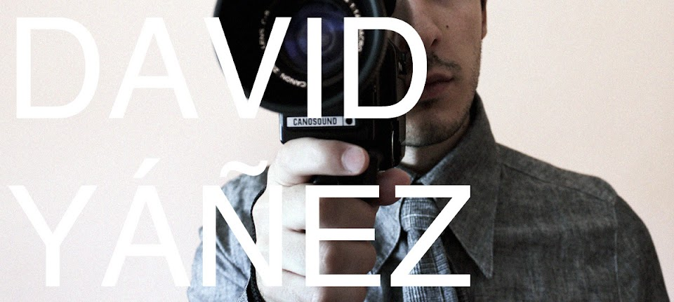 David Yáñez - web oficial