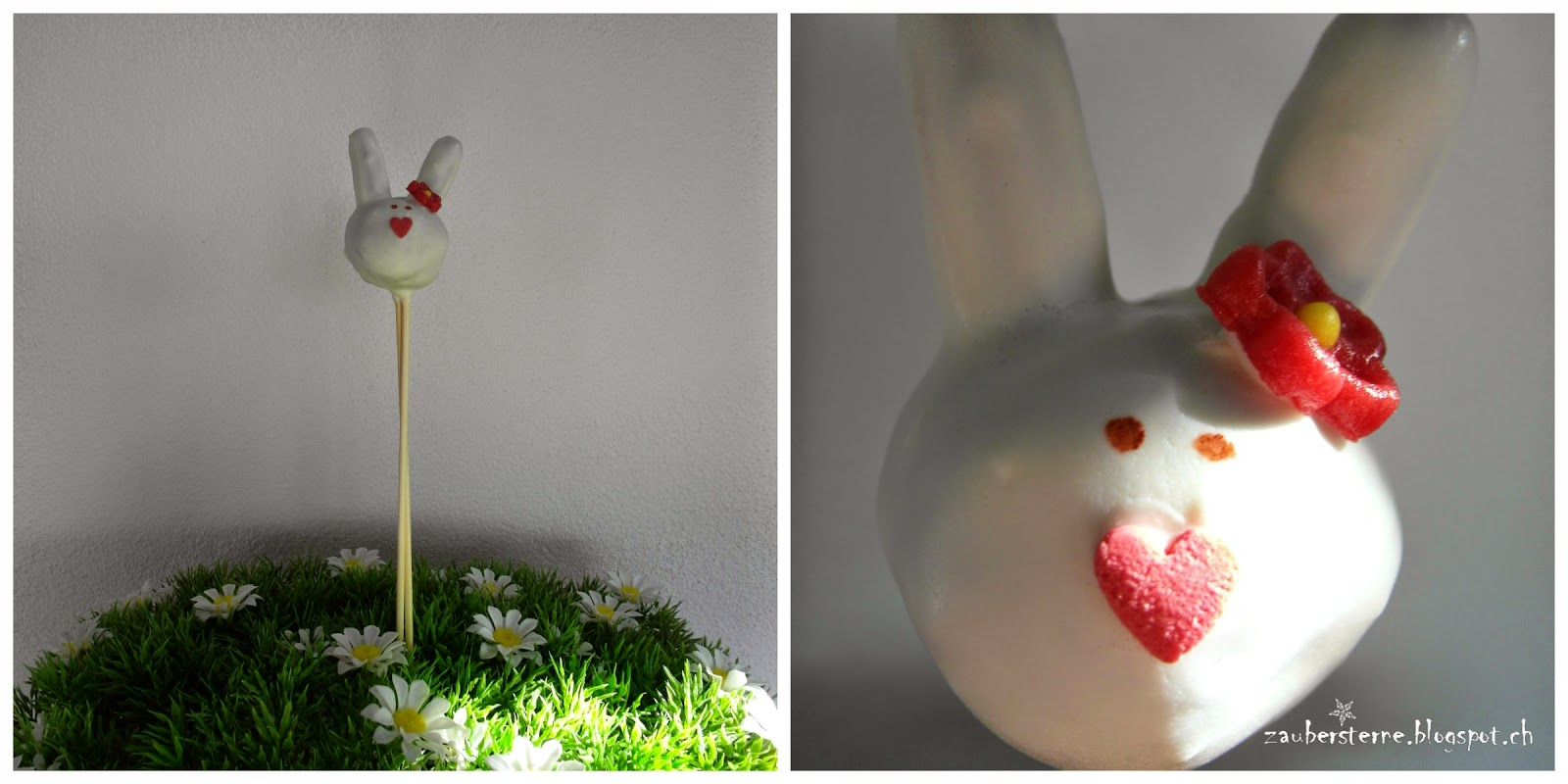 Osternpops, Cakepops für Ostern